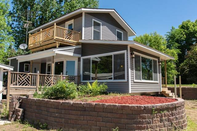 44226 Cedarcrest Trail, Harris, MN 55032 (MLS #5568861) :: The Hergenrother Realty Group