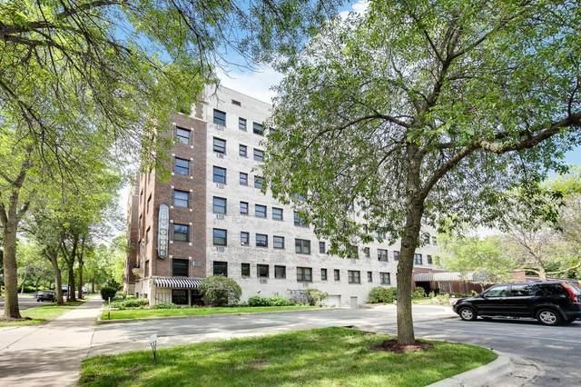 79 Western Avenue N #603, Saint Paul, MN 55102 (#5569950) :: The Pietig Properties Group