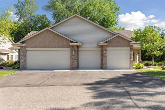 340 Summer Lane, Maplewood, MN 55117 (MLS #5571898) :: The Hergenrother Realty Group