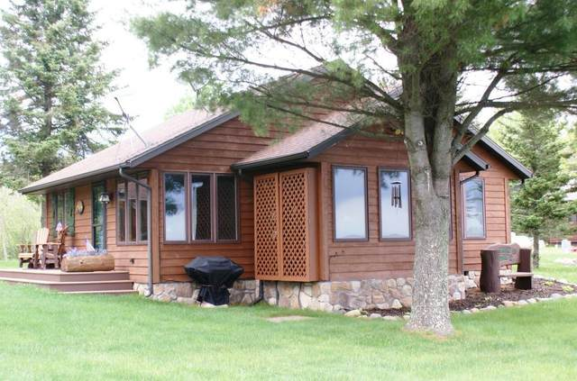 9413 W Deer Path Road, Spider Lake Twp, WI 54843 (MLS #5572682) :: The Hergenrother Realty Group