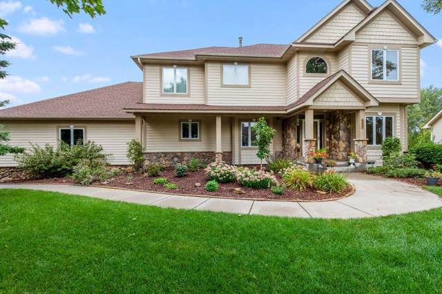 10500 Pinnacle Way, Woodbury, MN 55129 (#5572715) :: Holz Group