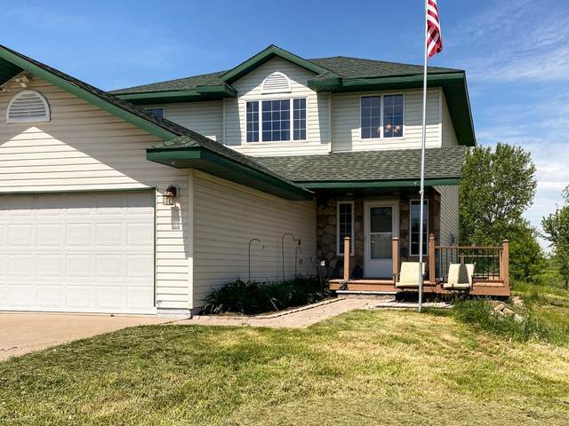 W8702 440th Avenue, Trimbelle, WI 54011 (MLS #5573135) :: The Hergenrother Realty Group