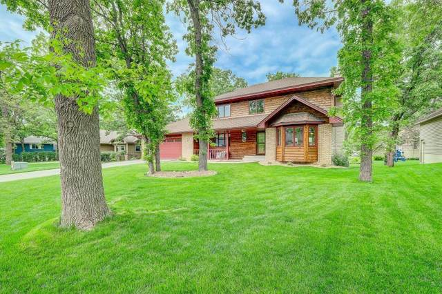 2171 128th Lane NW, Coon Rapids, MN 55448 (#5573936) :: Holz Group