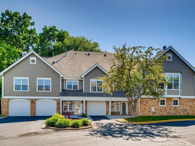 6177 Chasewood Parkway #102, Minnetonka, MN 55343 (#5575947) :: Bre Berry & Company