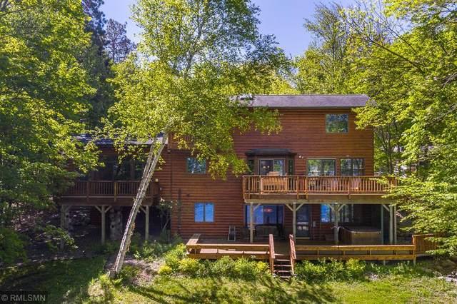 27299 White Tail Lane, Pequot Lakes, MN 56472 (#5576132) :: The Odd Couple Team