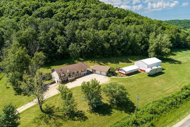 N2445 County Road C, Elmwood, WI 54740 (MLS #5576376) :: The Hergenrother Realty Group