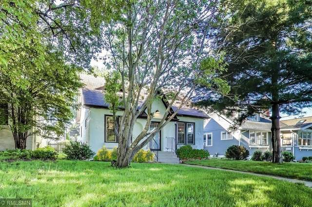 1600 Hartford Avenue, Saint Paul, MN 55116 (MLS #5576783) :: The Hergenrother Realty Group