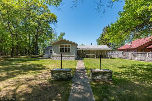 31503 Stewarts Bay Drive, Pequot Lakes, MN 56472 (#5576834) :: The Odd Couple Team