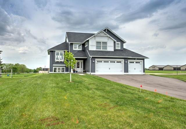 493 Highland Drive, Ellsworth, WI 54011 (MLS #5576940) :: The Hergenrother Realty Group