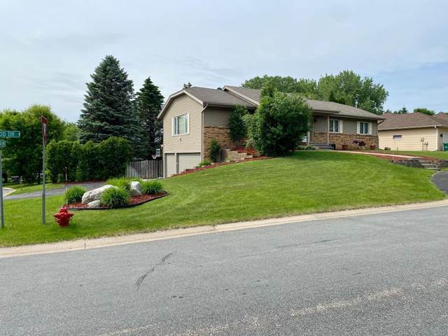 1677 Sherwood Way, Eagan, MN 55122 (MLS #5578546) :: The Hergenrother Realty Group