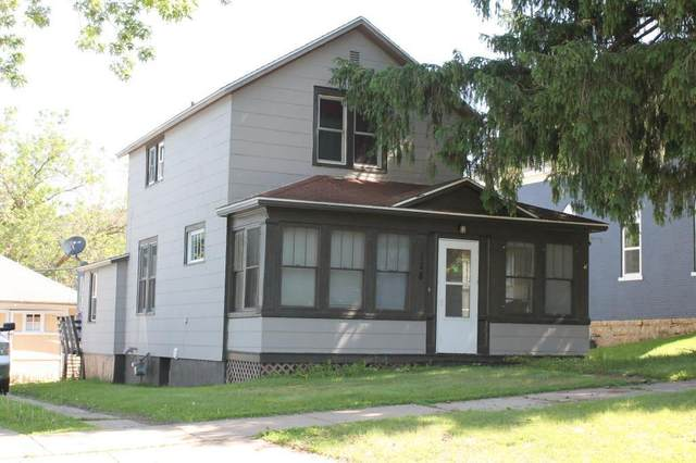 128 Pine Street, Glenwood City, WI 54013 (MLS #5579985) :: The Hergenrother Realty Group