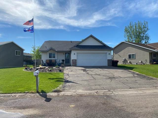 405 Highlands Drive, Albany, MN 56307 (MLS #5609390) :: The Hergenrother Realty Group