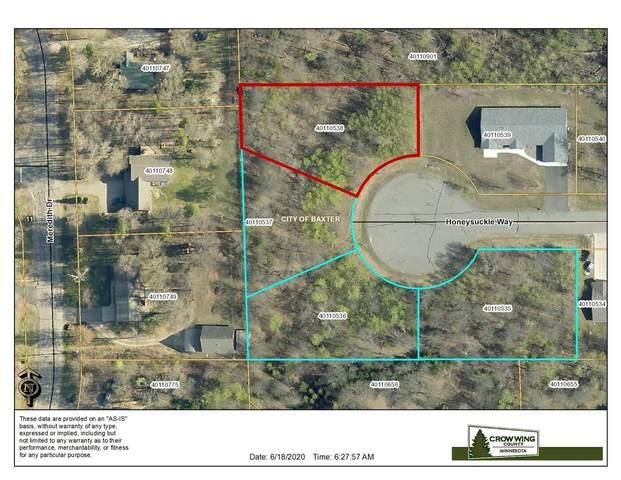 Lot 6 Honeysuckle Way, Baxter, MN 56425 (#5609402) :: The Pietig Properties Group