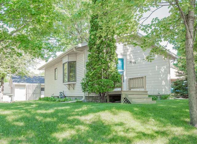 3069 Mars Avenue, Eau Claire, WI 54703 (MLS #5610159) :: The Hergenrother Realty Group
