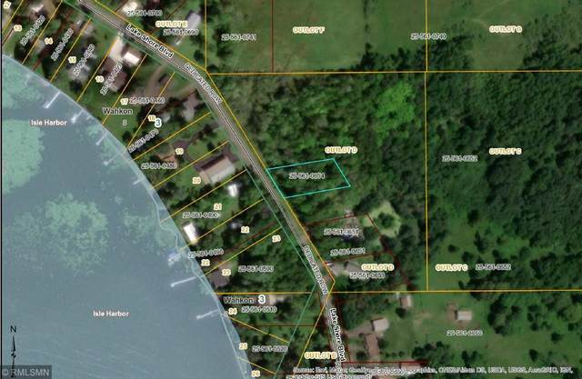 XXX Lot B Lake Shore Boulevard, Wahkon, MN 56386 (#5610750) :: Bos Realty Group