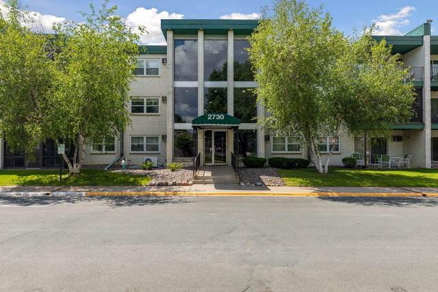 2730 Dale Street N D107, Roseville, MN 55113 (#5610767) :: Happy Clients Realty Advisors