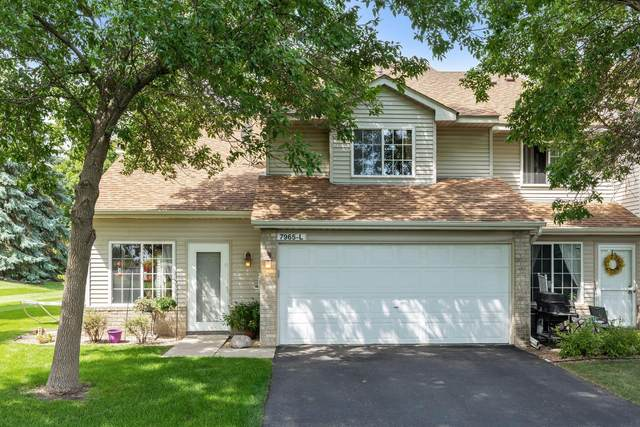 7965 Forest Boulevard L, Woodbury, MN 55125 (#5611662) :: Holz Group