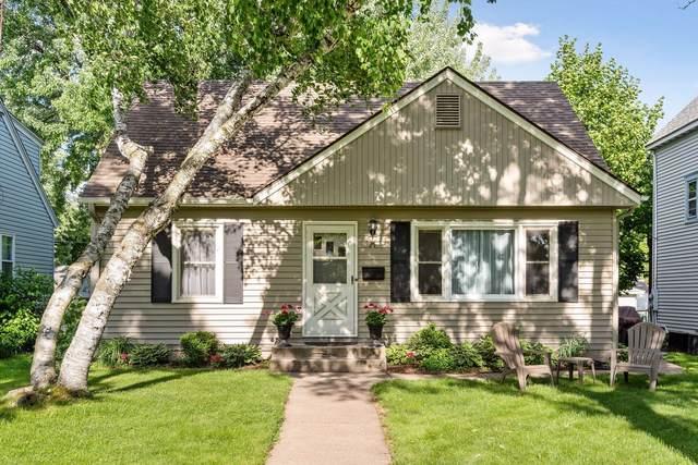 25 Van Buren Avenue S, Hopkins, MN 55343 (#5611812) :: HergGroup Northwest