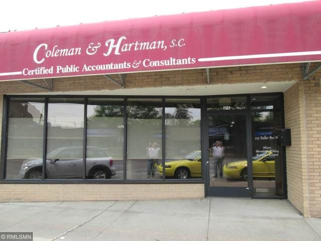 215 Keller Avenue N, Amery, WI 54001 (#5612244) :: The Pietig Properties Group