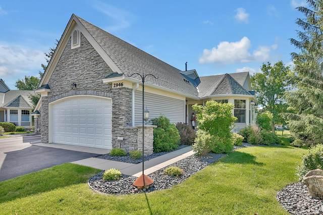 2946 Highcourte, Roseville, MN 55113 (#5613561) :: Happy Clients Realty Advisors