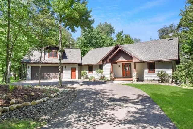37781 Ox Lake Landing, Crosslake, MN 56442 (#5614729) :: The Pietig Properties Group