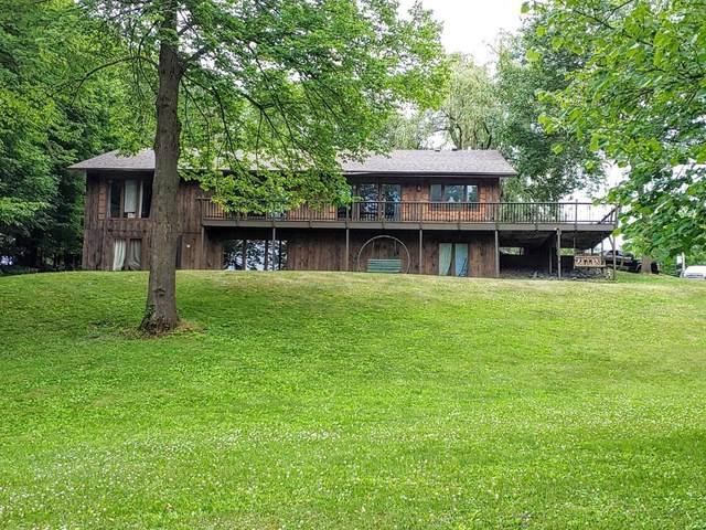 1214 Island Avenue, Cumberland, WI 54829 (#5614760) :: The Janetkhan Group