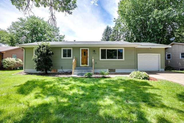 1008 Honeysuckle Lane, Farmington, MN 55024 (#5614788) :: The Preferred Home Team