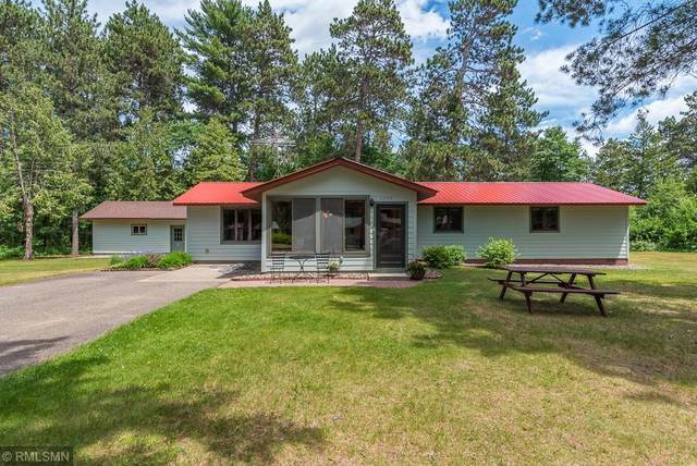 23906 Alluring Pine Drive, Nisswa, MN 56468 (#5614933) :: The Pietig Properties Group
