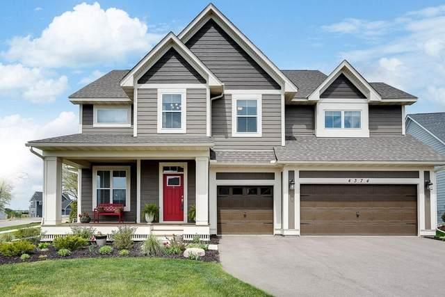 4374 Millstone Court, Chaska, MN 55318 (#5615234) :: The Janetkhan Group