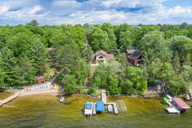 11346 Hillcrest Heights, Crosslake, MN 56442 (#5616230) :: The Pietig Properties Group