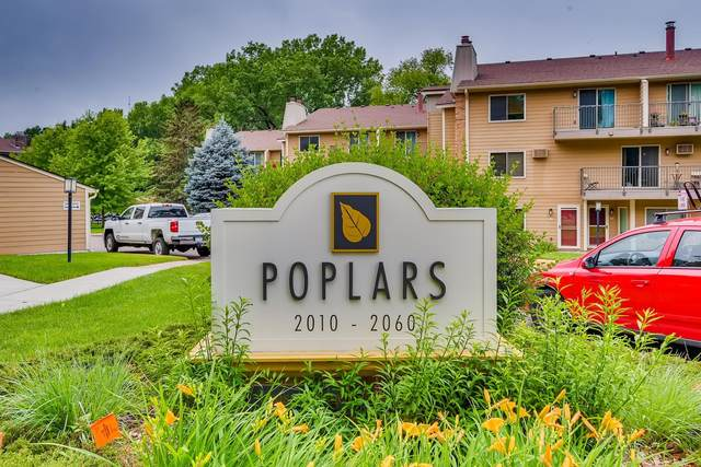 2010 Ridge Drive #13, Saint Louis Park, MN 55416 (#5616766) :: Happy Clients Realty Advisors