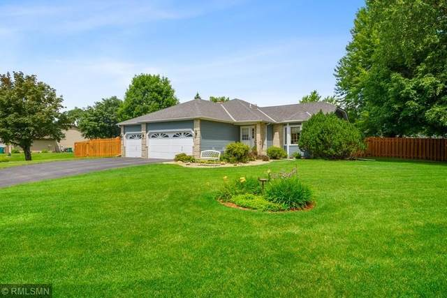 3889 123rd Avenue NW, Coon Rapids, MN 55433 (#5616918) :: The Pietig Properties Group