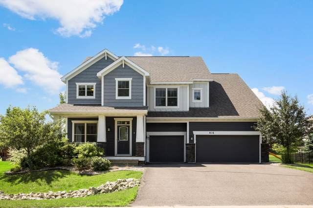 816 Inspiration Parkway S, Bayport, MN 55003 (MLS #5617042) :: The Hergenrother Realty Group