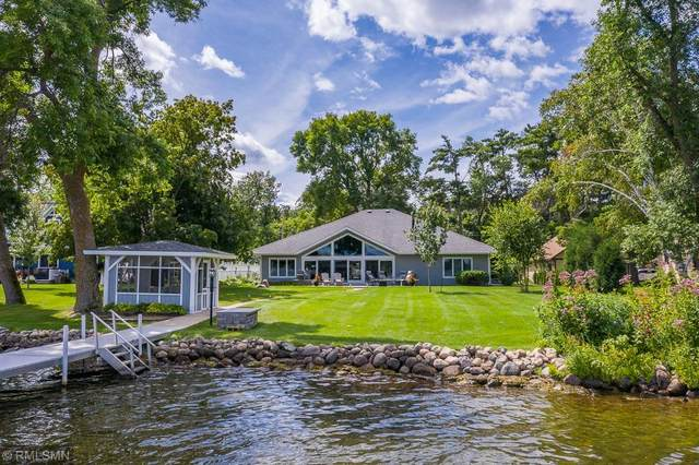 21708 Tall Timbers Road, Nisswa, MN 56468 (MLS #5617255) :: The Hergenrother Realty Group
