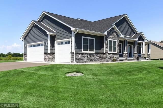 101 Prairie Grass Drive, Osceola, WI 54020 (MLS #5617916) :: The Hergenrother Realty Group
