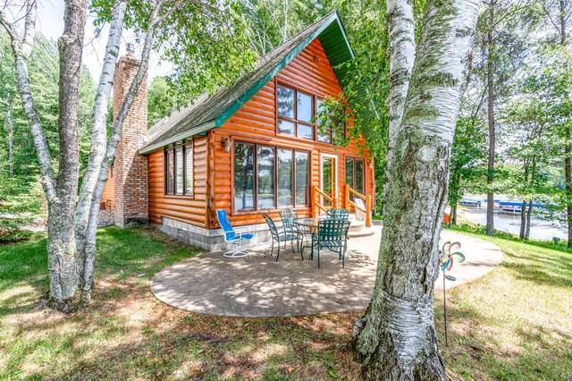 16503 Pine Lure Drive, Crosslake, MN 56442 (#5617944) :: The Pietig Properties Group