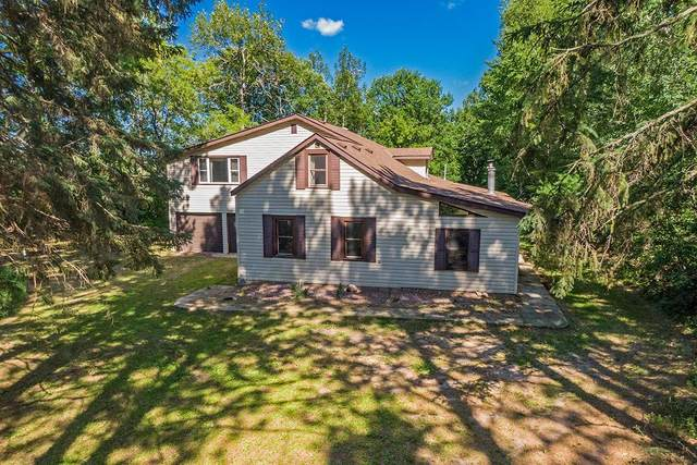 5207 Lower Ten Mile Lake Road NW, Hackensack, MN 56452 (#5618258) :: Bre Berry & Company