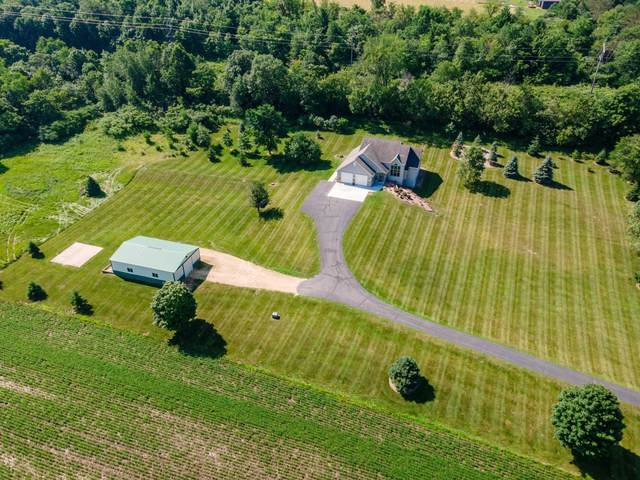 1203 Hwy 128, Glenwood City, WI 54013 (MLS #5618369) :: The Hergenrother Realty Group