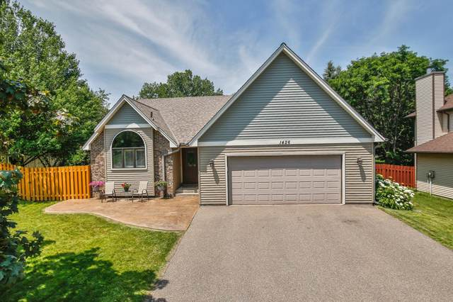 1426 Corral Lane, Woodbury, MN 55125 (MLS #5618687) :: The Hergenrother Realty Group