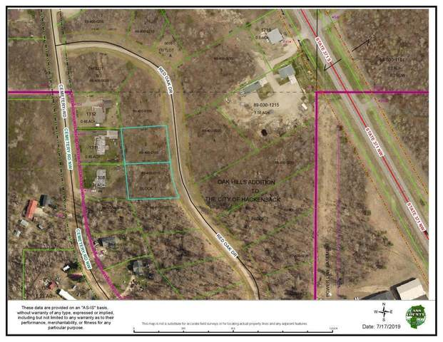 lot 2-3 b1 Red Oak Drive, Hackensack, MN 56452 (#5618996) :: The Preferred Home Team
