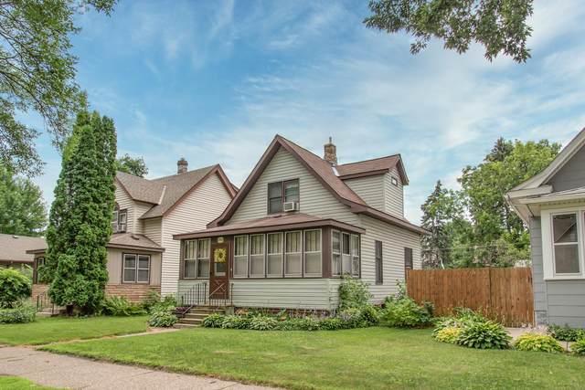 1358 Thomas Avenue, Saint Paul, MN 55104 (#5619542) :: Tony Farah | Coldwell Banker Realty