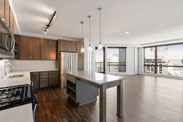 811 Washington Avenue S #1502, Minneapolis, MN 55415 (MLS #5620016) :: The Hergenrother Realty Group
