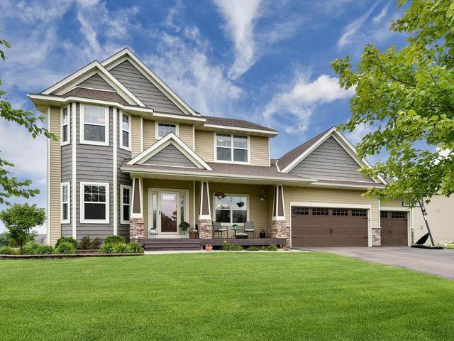 21128 Macon Court NW, Elk River, MN 55330 (#5620050) :: Bre Berry & Company