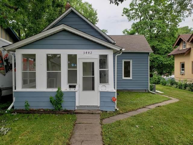 3442 Bryant Avenue N, Minneapolis, MN 55412 (#5620534) :: Tony Farah   Coldwell Banker Realty