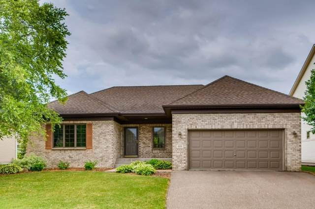 408 Wedgewood Circle, Hudson, WI 54016 (#5620945) :: The Pietig Properties Group