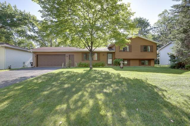 6618 Black Duck Drive, Lino Lakes, MN 55014 (#5620965) :: The Pietig Properties Group