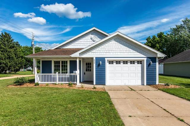 623 W Madison Street, Lake City, MN 55041 (MLS #5621575) :: The Hergenrother Realty Group