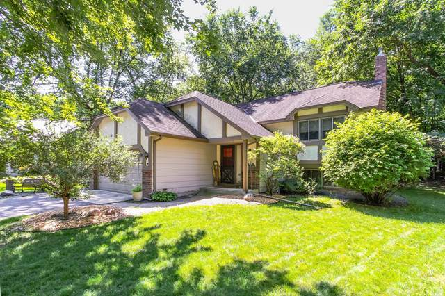 4037 Stockdale Drive, Vadnais Heights, MN 55127 (#5622303) :: The Michael Kaslow Team