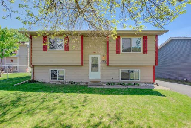 864 104th Lane NW, Coon Rapids, MN 55433 (#5622323) :: The Michael Kaslow Team