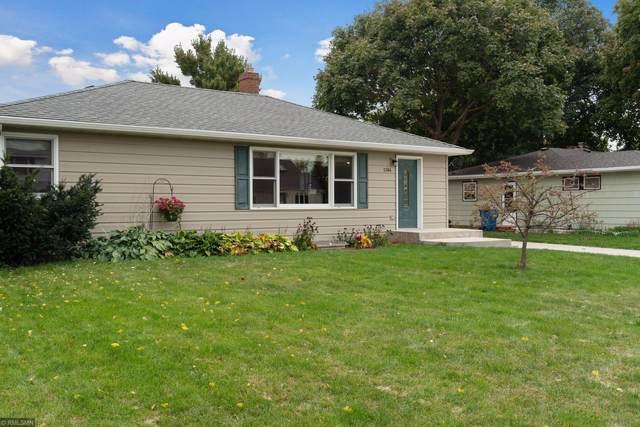 1384 Sandhurst Drive W, Roseville, MN 55113 (#5622832) :: Happy Clients Realty Advisors